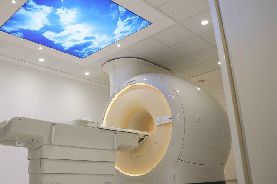 מכון באיזור המרכז MRI