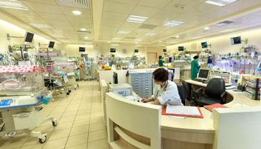 מחלקת פגים - פגיה - מרכז רפואי מעיני הישועה