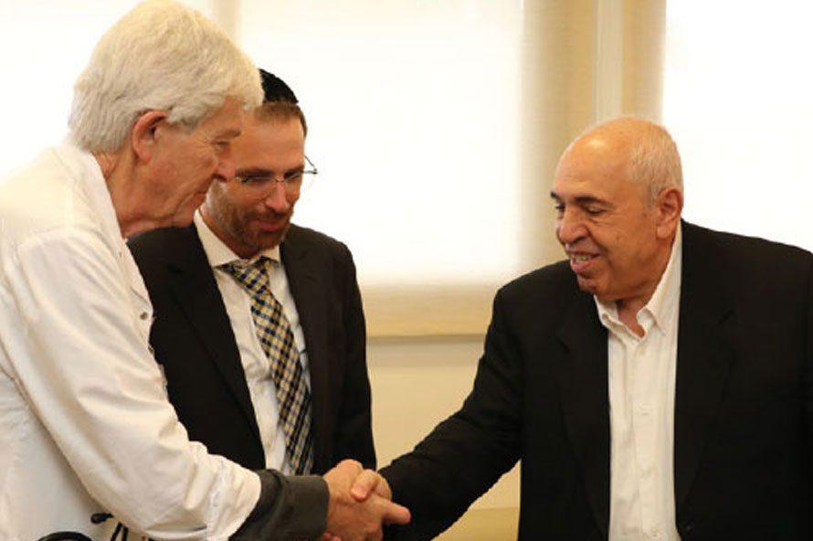 """מנכ""""ל קבוצת קוקה קולה ישראל"""