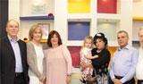 חנוכת חדר אוכל חדש למחלקת ילדים