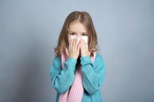 מחלות ילדים נפוצות