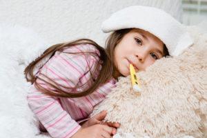 חום אצל ילדים - חום גוף אצל ילדים