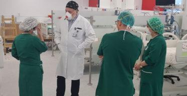 קורונה תרומה לבית חולים